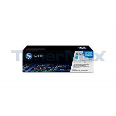 HP LASERJET CP1215 TONER CYAN